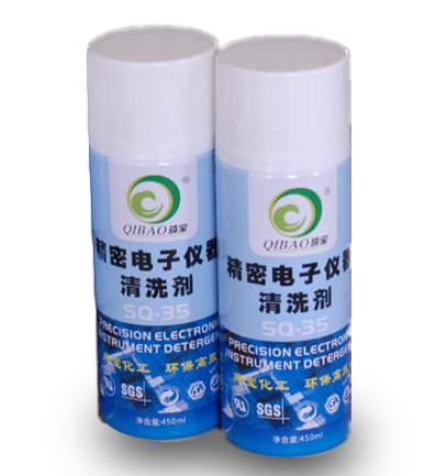 SQ-35精密电子仪器清洗剂